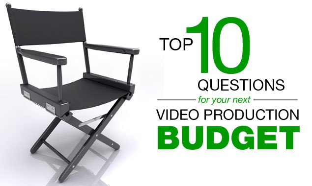 Video Production Budget Checklist