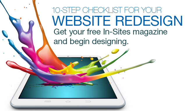10 Step Website Redesign