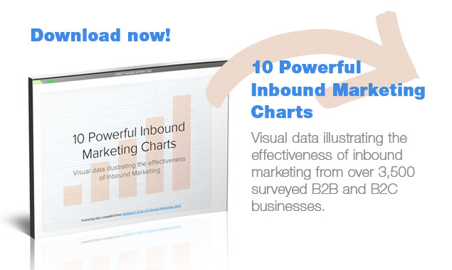 10 Powerful Inbound Marketing Charts eBook