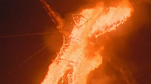 The Rise and Fall of Burning Man