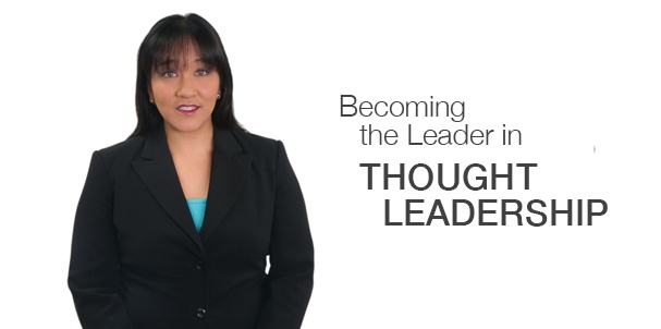 Becoming the Leader in Thought Leadership