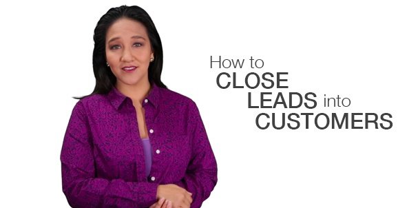 How to close leads into customers