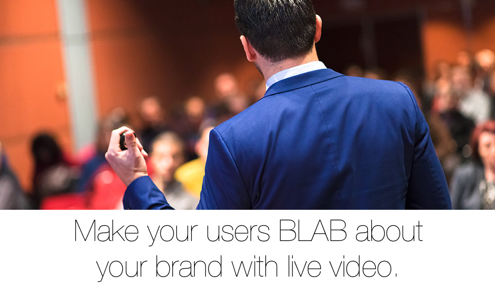 BLAB takes B2B Marketing to a Whole New Live Streaming Video Level