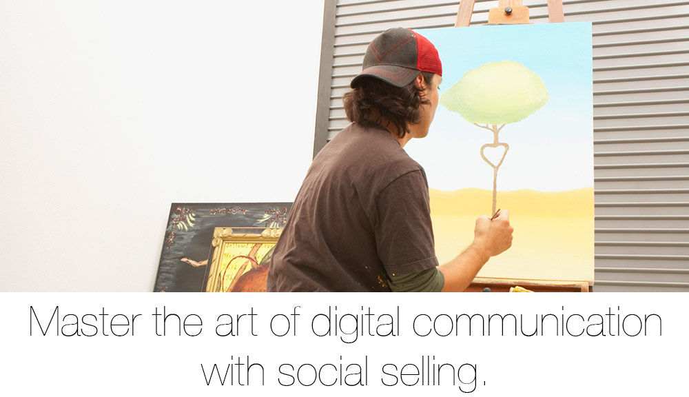 Thought Hive: Start Your Social Selling Today
