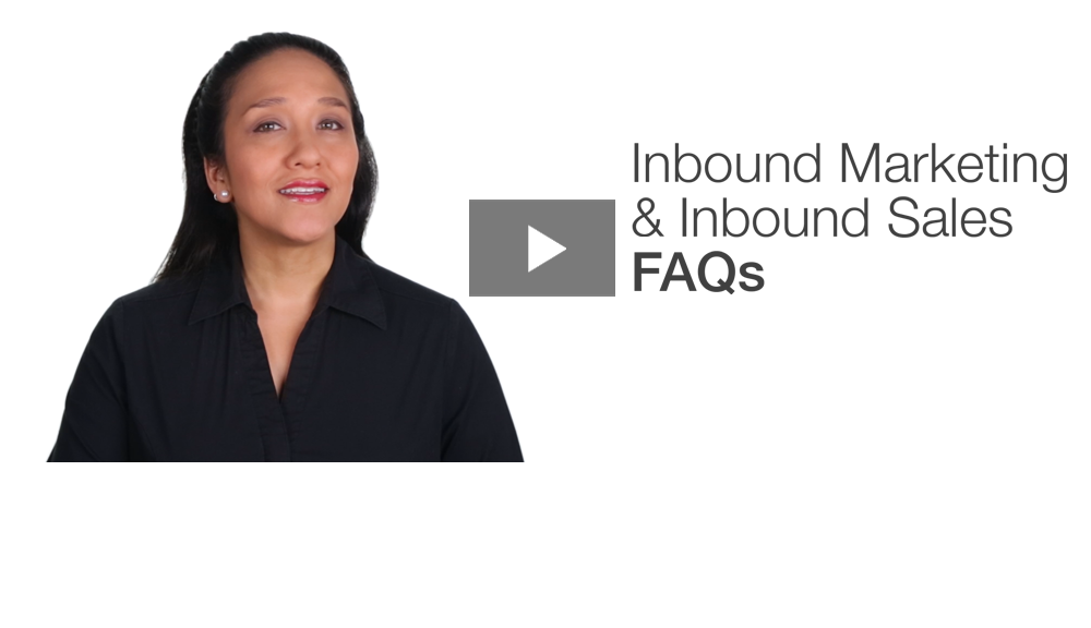 Answers to Inbound Marketing and Sales FAQs